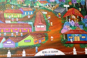 This is redesdesolidaridad.wordpress.com. Check out the site if you can! This is where I am working for the next month.